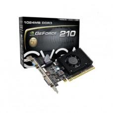 TARJETA DE VIDEO GEFORCE EVGA G210 1GB DDR3 PCIeX P/N 01G-P3-1312-LR