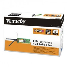 TARJETA DE RED PCI WIRELESS N 300MB PCI TENDA P/N W302P