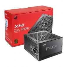 FUENTE DE PODER ADATA XPG PYLON 450W BRONZE P/N PYLON450B-BKCEU