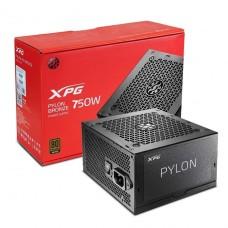 FUENTE DE PODER ADATA XPG PYLON 750W BRONZE P/N PYLON750B-BKCEU