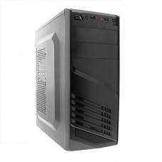 GABINETE XTECH MICROATX NEGRO CON FUENTE DE PODER 600W P/N XTQ-200
