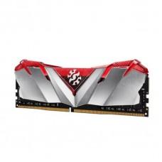 MEMORIA UDIMM DDR4 XPG ADATA 8GB 3200MHZ D10 RED P/N AX4U3200W8G16A-SR30