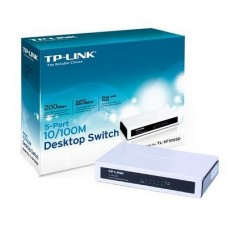 SWITCH 5 PUERTOS 10/100 TP-LINK P/N TL-SF1005D