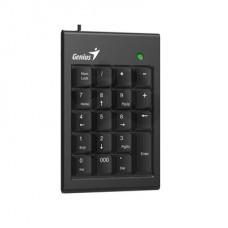 TECLADO NUMERICO GENIUS USB NUMPAD 100 P/N 31300015400