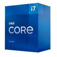 PROCESADOR INTEL CORE I7 11700 2.5GHZ 16MB CACHE s1200 11ª GEN P/N BX8070811700