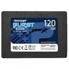 DISCO DE ESTADO SOLIDO SSD PATRIOT BURST ELITE 120GB SATA 2.5