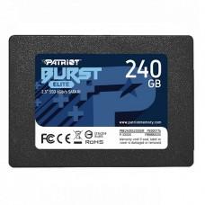 DISCO DE ESTADO SOLIDO SSD PATRIOT BURST ELITE 240GB SATA 2.5