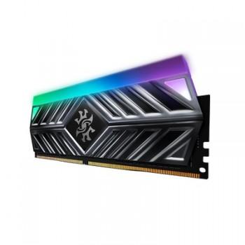 MEMORIA UDIMM DDR4 XPG ADATA BLACK 8GB 3200MHZ D41 RGB P/N AX4U320088G16A-ST41