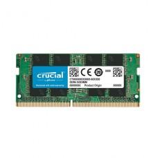 MEMORIA SODIMM DDR4 CRUCIAL 8GB 3200 P/N CT8G4SFRA32A