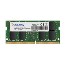 MEMORIA SODIMM ADATA DDR4 8GB 2666 CL19 P/N AD4S2666W8G19-SGN