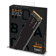 DISCO WESTERN DE ESTADO SOLIDO SSD SN850 1TB BLACK  M.2 2280 PCI EXPRESS 4.0 X 4 NVME P/N WDS100T1X0E