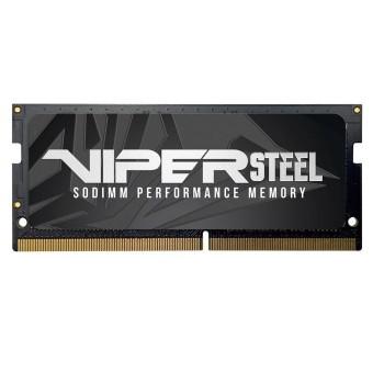 MEMORIA SODIMM PATRIOT 8GB 2666MHZ VIPER STEEL DDR4 P/N PVS48G266C8S