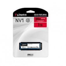 DISCO DE ESTADO SOLIDO KINGSTON NV1 1TB PCIEX NVME M.2 P/N SNVS1000G