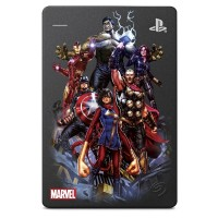 DISCO DURO EXTERNO SEAGATE 2TB PLAY 2.5 USB 3.0 AVENGERS SPECIAL EDITION NEGRO P/N STGD2000104