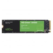 DISCO WESTERN DE ESTADO SOLIDO SSD 480GB M.2 NVME SN350 GREEN P/N WDS480G2G0C