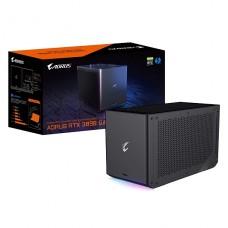 VIDEO EXTERNA AORUS RTX 3090 GAMING BOX 24GB 384 BIT GDDR6X P/N GV-N3090IXEB-24GD