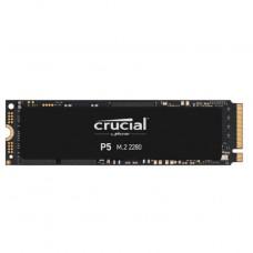 DISCO CRUCIAL DE ESTADO SOLIDO P5 500GB 3D NAND NVMe PCIex M.2 SSD P/N CT500P5SSD8