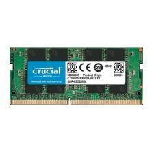 MEMORIA SODIMM CRUCIAL DDR4 16GB 2666 CL19 P/N CT16G4SFRA266
