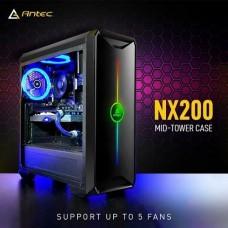 GABINETE GAMER ANTEC NX200 P/N 0-761345-80014-3