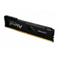 MEMORIA DDR4 8GB KINGSTON KINGSTON FURY BEAST 2666MHZ  P/N KF426C16BB/8