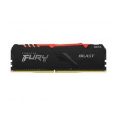 MEMORIA DDR4 16GB KINGSTON KINGSTON FURY BEAST 3200MHZ  P/N KF432C16BB1A/16
