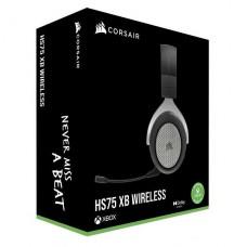 AUDIFONO CORSAIR PARA JUEGO HS75 XB  WIRELESS PARA XBOX ONE Y XBOX SERIES X P/N CA-9011222-NA