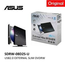GRABADOR DVD EXTERNO ASUS 8X USB P/N SDRW-08D2S-U