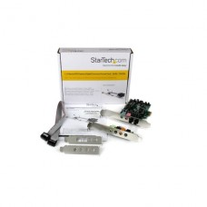 TARJETA DE SONIDO STARTECH PCIE  7.1 24BIT 192 KHZ P/N PEXSOUND7CH