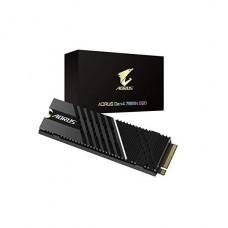 DISCO AORUS DE ESTADO SOLIDO SSD M.2 2280 1TB NVME Gen4 7000s P/N GP-AG70S1TB