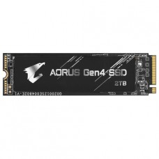 DISCO GIGABYTE DE ESTADO SOLIDO SSD M.2 2TB PCIe NVMe Gen4 P/N GP-AG42TB
