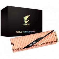 DISCO GIGABYTE AORUS DE ESTADO SOLIDO SSD M.2 2280 500GB P/N GP-ASM2NE6500GTTD