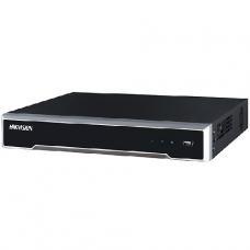 NVR HIKVISION 16CH POE H265+/H265/H264 2HDD P/N DS-7616NI-Q216PALARM