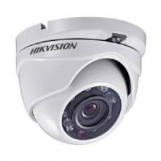 CAMARA DE SEGURIDAD HIKVISION DOMO 1080P EXIR 2.7-13mm IR 70 mt. WDR IP67 IK10 P/N DS-2CE5AD3T-VPIT3ZF2.7-13.5MM