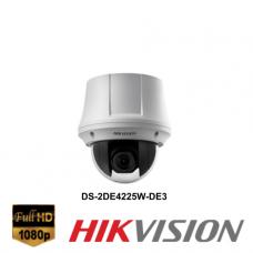 CAMARA DE SEGURIDAD HIKVISION PTZ IP 2MP 25x Interior Cielo Falso - color (Día y noche) - 2 MP - 1920 x 1080 P/N DS-2DE4225W-DE3