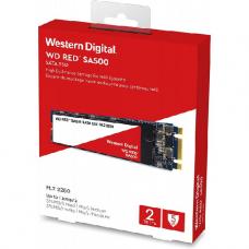 DISCO WESTERN DE ESTADO SOLIDO 2TB M.2 2280 RED P/N WDS200T1R0B