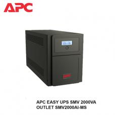 UPS APC 2000VA 1400W TORRE INTERACTIVA  230V  2000 VA - USB P/N SMV2000AI-MS