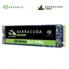 DISCO SEAGATE DE ESTADO SOLIDO 500GB M.2 2280 NVMe BARRACUDA Q5 P/N ZP500CV3A001