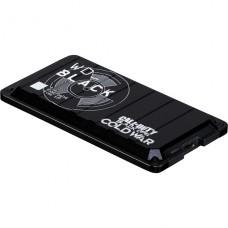 DISCO DURO EXTERNO 1TB WESTERN DIGITAL P50 GAME DRIVE NVMe  EDICION CALL OF DUTY  BLACK OPS COLD WAR USB 3.2 USB-C P/N WDBAZX0010BBK-WESN