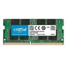 MEMORIA SODIMM CRUCIAL DDR4 16GB 3200 CL19 P/N  CT16G4SFRA32A