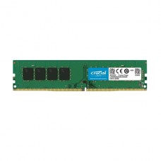 MEMORIA DDR4 CRUCIAL 32GB UDIMM 2666MHZ P/N CT32G4DFD8266