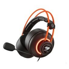 AUDIFONO GAMER COUGAR IMMERSA PRO PRIX  PC/PS4  7.1  CONEXION USB P/N 3H700U50C.0004