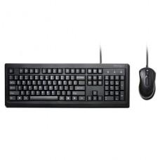 kit teclado y mouse Kensington  USB negro español p/n K72436ES