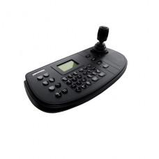 CONTROL Hikvision Cámara  mando a distancia de DVR pantalla luminosa  LCD cable P/N DS-1006KI