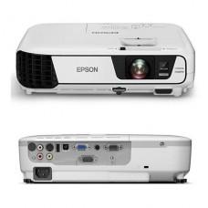 PROYECTOR Epson PowerLite X41+  3LCD 3600 lúmenes (blanco)  3600 lúmenes (color) XGA (1024 x 768) - 4:3 - Wi-Fi P/N V11H843021