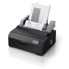 IMPRESORA MATRIZ DE PUNTO Epson FX 890II  monocromo Rollo (21,6 cm), 254 mm (anchura), 257 x 363 mm - 240 x 144 ppp - 9 espiga - hasta 738 caracteres/segundo - paralelo, USB 2.0 P/N C11CF37201