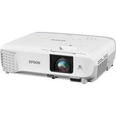 PROYECTOR Epson PowerLite 109W  portátil  4000 lúmenes (blanco)  4000 lúmenes (color) WXGA  16:10 - 720p - LAN P/N V11H861020