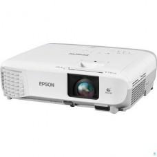 PROYECTOR Epson PowerLite 108  portátil 3700 lúmenes blanco XGA 1024 x 768 4:3 LAN P/N V11H860020