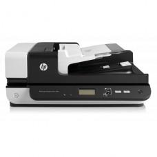 SCANNER HP ScanJet Enterprise Flow 7500 Escáner de documentos  a dos caras 216 x 864 mm - 600 ppp x 600 ppp - hasta 50 ppm (mono) / hasta 50 ppm (color) - Alimentador automático de documentos (ADF) (100 hojas) - hasta 3000 exploraciones por día - USB P/