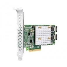 HPE Tarjeta Controladora RAID plug-in PCIe E208i-p SR Gen10, PCI Express 3.0, 8x mini- SAS, 12 Gbit/s  P/N 804394-B21