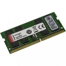 MEMORIA SODIMM Kingston 16GB DDR4 2666 MHz / PC4-21300 CL19 - 1.2 V P/N KVR26S19D816